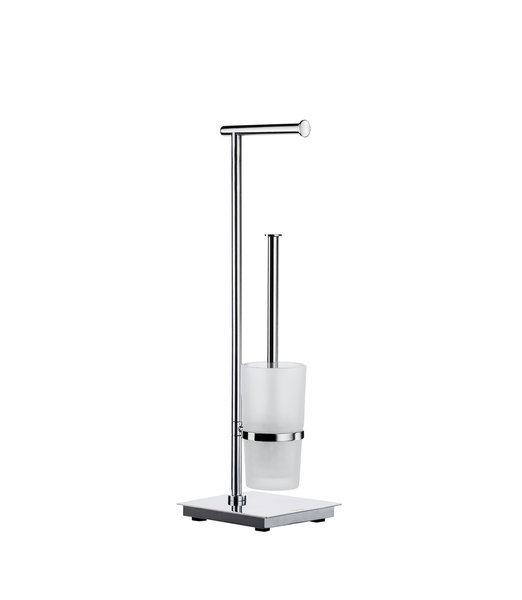Top Smedbo WC Toilettenpapierhalter mit Bürste Outline lite FK603 TD26